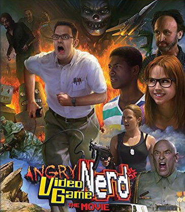 Angry Video Game Nerd Blu-ray