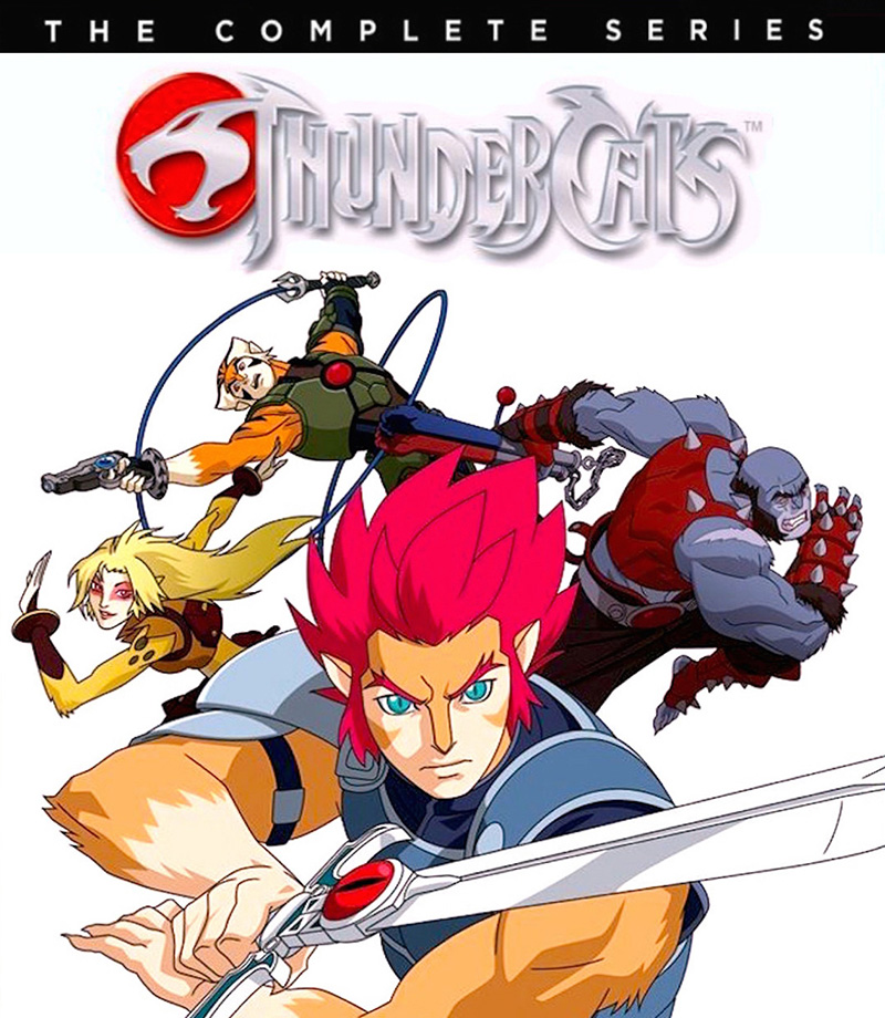 Thundercats Complete Series Blu-ray