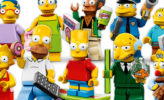 LEGO Simpsons Minifigs