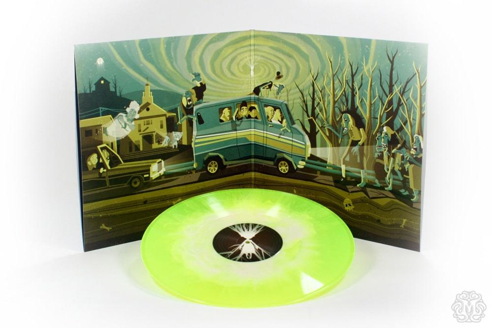 Paranorman Record Gatefold