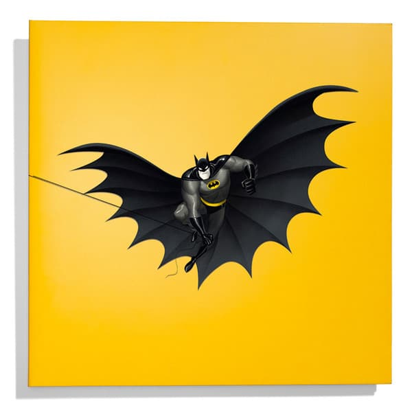 Batman LP Cover