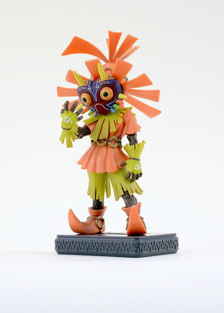 Majorau0026#39;s Mask 3D Collectoru0026#39;s Edition With Skull Kid Figure ...