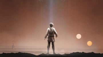 Official Star Wars Print Set from Andy Fairhurst
