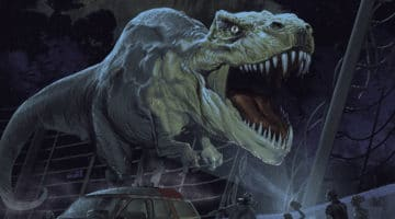 Jurassic Park   When Dinosaurs Ruled the Earth Prints Part 2