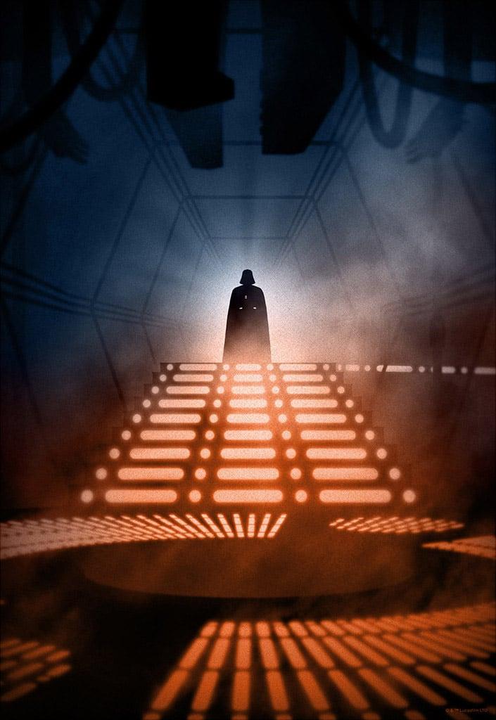 Father Star Wars Print